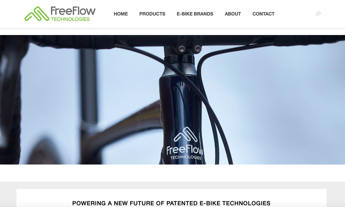 FreeFlow Technologies' homepage